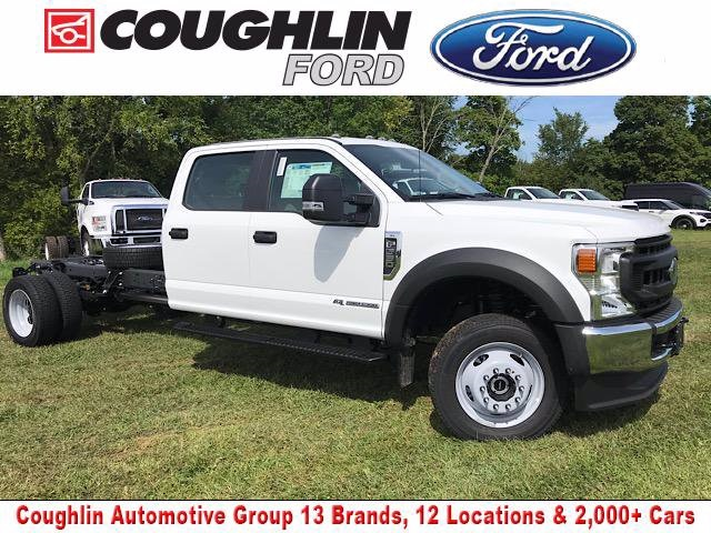 2020 Ford F-550 Crew Cab DRW 4x4, Cab Chassis #JM9354F - photo 1