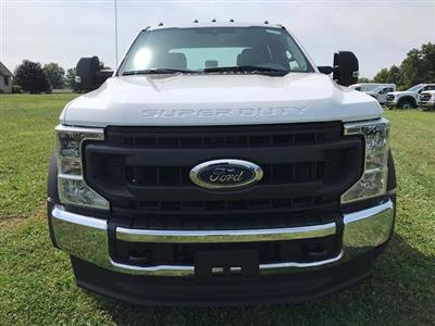 2020 Ford F-550 Crew Cab DRW 4x4, Cab Chassis #JM9360F - photo 3