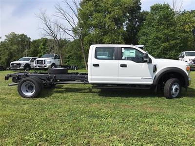2020 Ford F-550 Crew Cab DRW 4x4, Cab Chassis #JM9360F - photo 5