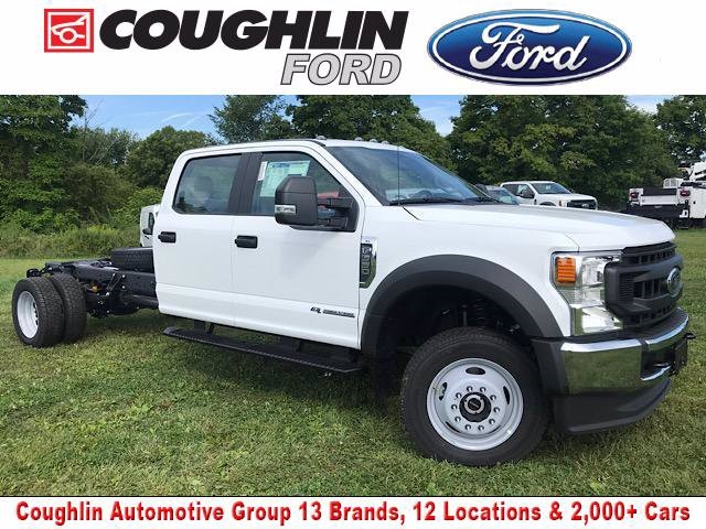 2020 Ford F-550 Crew Cab DRW 4x4, Cab Chassis #JM9361F - photo 1