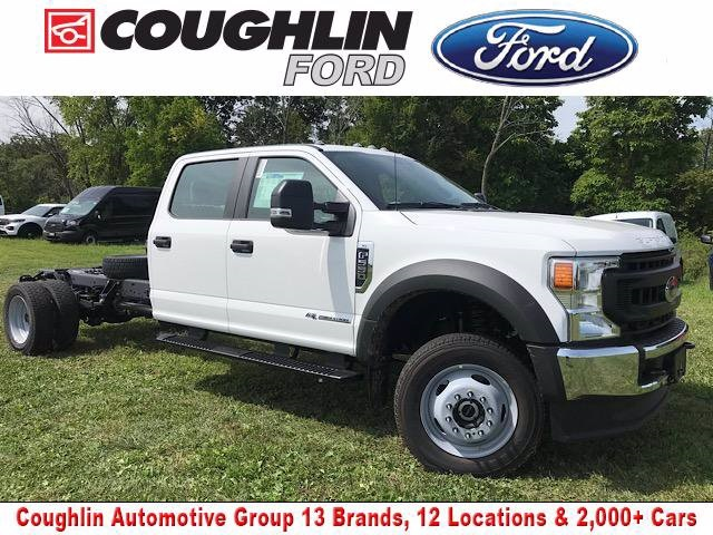 2020 Ford F-550 Crew Cab DRW 4x4, Cab Chassis #JM9365F - photo 1