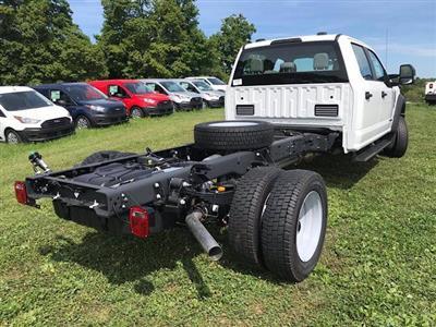 2020 Ford F-550 Crew Cab DRW 4x4, Cab Chassis #JM9365F - photo 2