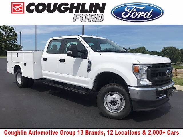 2020 Ford F-350 Crew Cab DRW 4x4, Service Body #JM9379F - photo 1