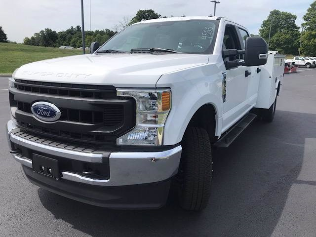 2020 Ford F-350 Crew Cab DRW 4x4, Service Body #JM9379F - photo 4