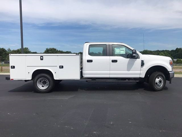 2020 Ford F-350 Crew Cab DRW 4x4, Service Body #JM9379F - photo 5
