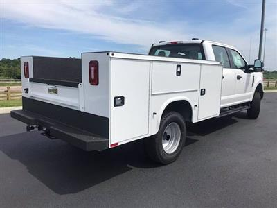 2020 Ford F-350 Crew Cab DRW 4x4, Service Body #JM9379F - photo 2