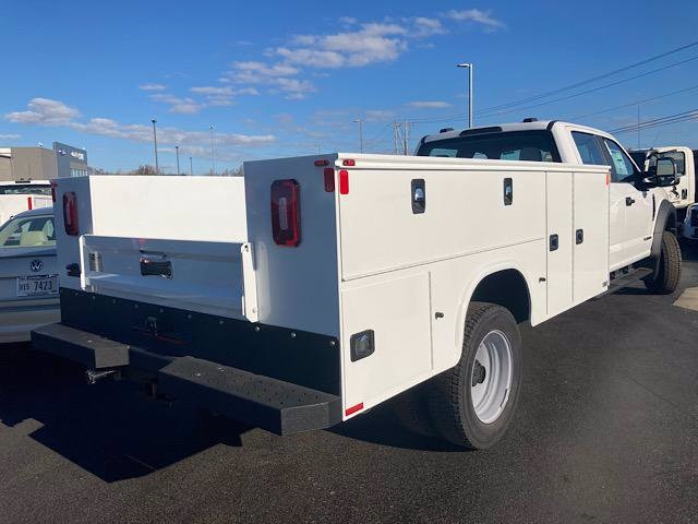 2020 Ford F-550 Crew Cab DRW 4x4, Knapheide Steel Service Body #JM9400F - photo 2