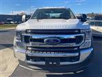2020 Ford F-550 Crew Cab DRW 4x4, Knapheide Steel Service Body #JM9400F - photo 3