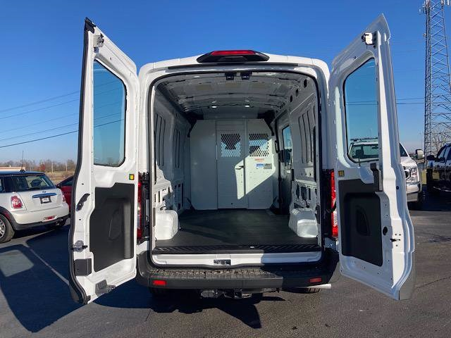 2020 Ford Transit 250 Med Roof 4x2, Weather Guard Empty Cargo Van #JM9401F - photo 1