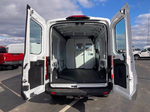 2020 Ford Transit 250 Med Roof 4x2, Weather Guard Empty Cargo Van #JM9403F - photo 1