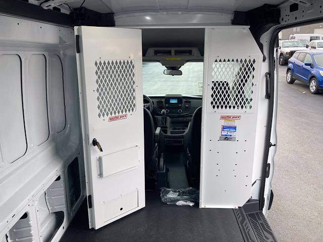 2020 Ford Transit 250 Med Roof 4x2, Weather Guard Empty Cargo Van #JM9404F - photo 1
