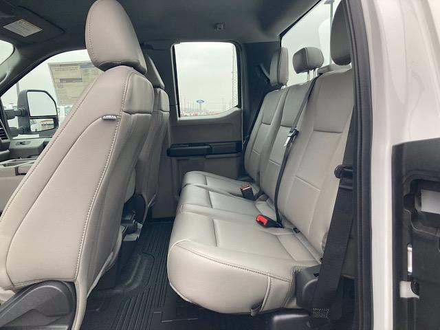 2020 Ford F-550 Super Cab DRW 4x4, Knapheide Steel Service Body #JM9418F - photo 14