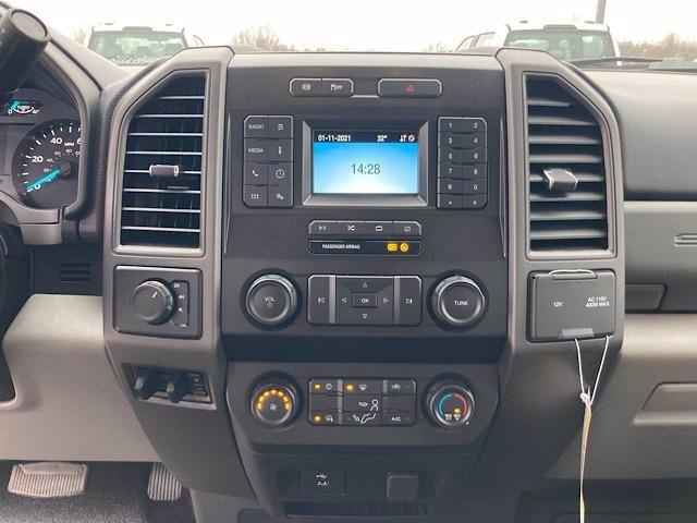 2020 Ford F-550 Super Cab DRW 4x4, Knapheide Steel Service Body #JM9418F - photo 19