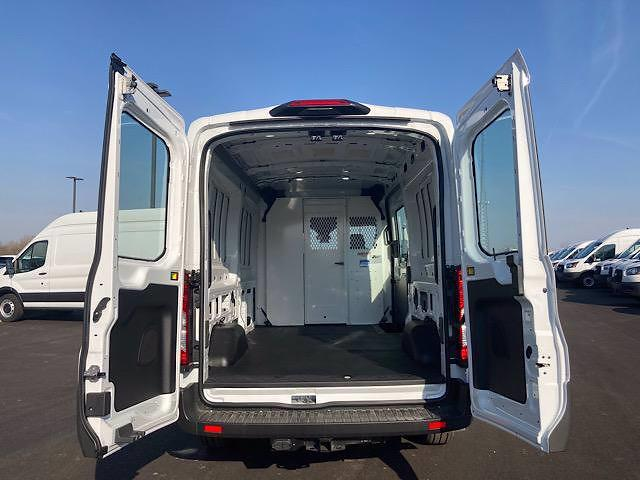 2020 Ford Transit 250 Med Roof 4x2, Weather Guard Empty Cargo Van #JM9477F - photo 1