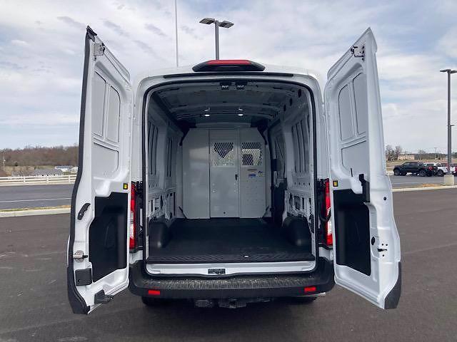 2021 Ford Transit 250 Medium Roof 4x2, Empty Cargo Van #JM9487F - photo 1