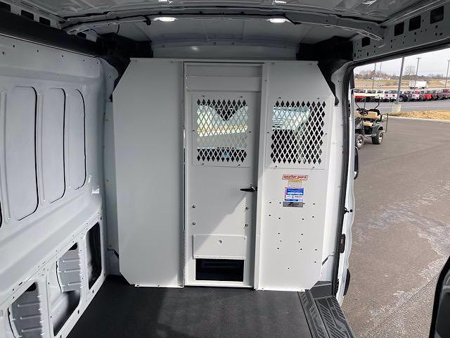 2021 Ford Transit 250 Medium Roof AWD, Empty Cargo Van #JM9488F - photo 1