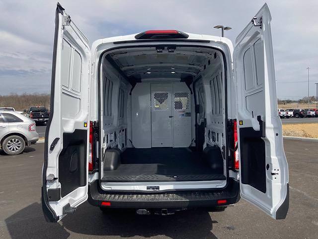 2021 Ford Transit 250 Medium Roof 4x2, Weather Guard Empty Cargo Van #JM9498F - photo 1