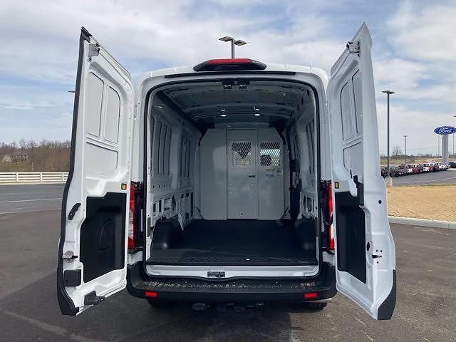 2021 Ford Transit 250 Medium Roof AWD, Empty Cargo Van #JM9501F - photo 1