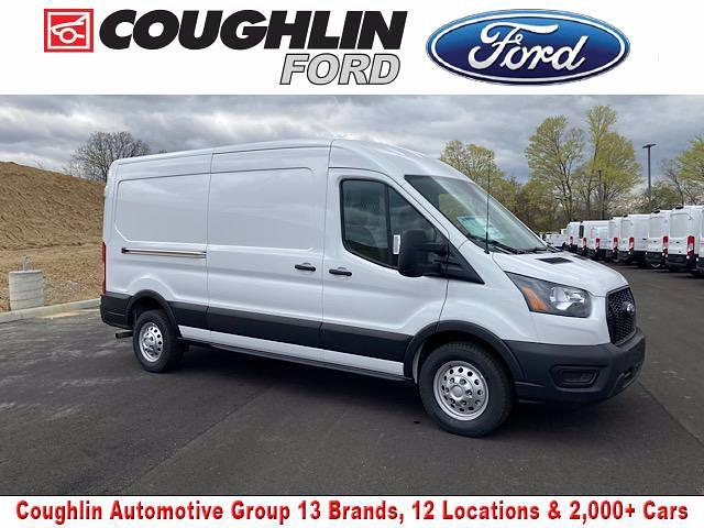 2021 Ford Transit 250 Medium Roof AWD, Empty Cargo Van #JM9503F - photo 1