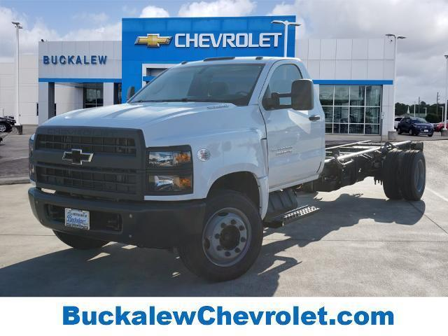 2020 Chevrolet Silverado Medium Duty Regular Cab DRW 4x2, TER Texas Stake Bed #T201962 - photo 1