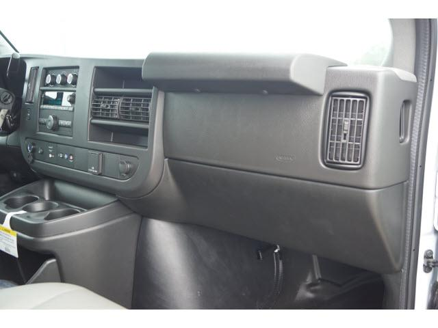 2020 Chevrolet Express 3500 RWD, Adrian Steel Commercial Shelving Upfitted Cargo Van #T202063 - photo 5