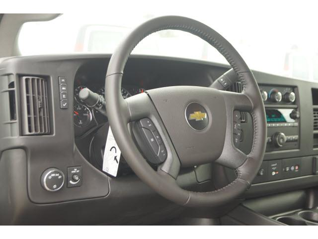 2020 Chevrolet Express 3500 RWD, Adrian Steel Commercial Shelving Upfitted Cargo Van #T202063 - photo 6