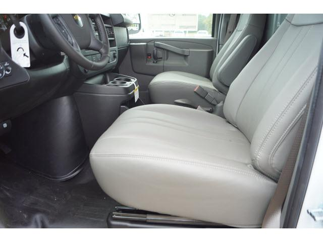 2020 Chevrolet Express 3500 RWD, Adrian Steel Commercial Shelving Upfitted Cargo Van #T202063 - photo 8