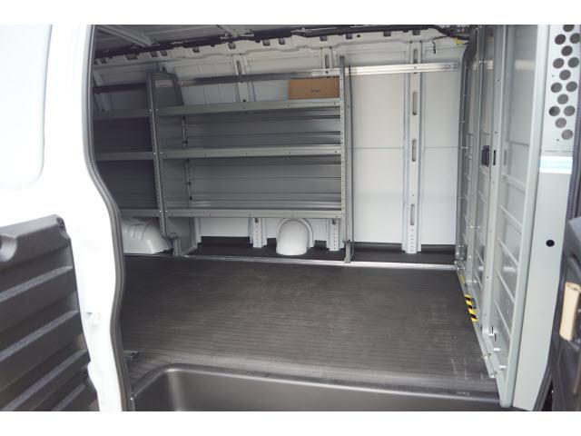 2020 Chevrolet Express 3500 RWD, Adrian Steel Commercial Shelving Upfitted Cargo Van #T202063 - photo 2