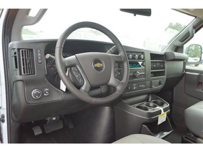 2020 Chevrolet Express 3500 RWD, Adrian Steel Commercial Shelving Upfitted Cargo Van #T202063 - photo 4