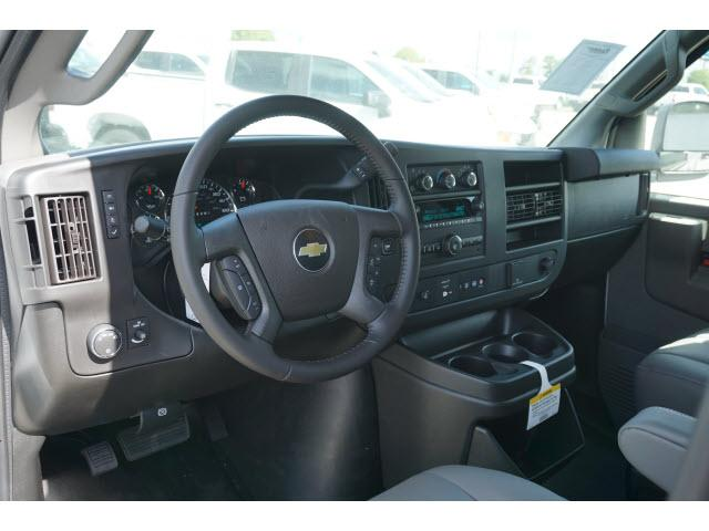 2020 Chevrolet Express 2500 RWD, Adrian Steel Commercial Shelving Upfitted Cargo Van #T202076 - photo 3