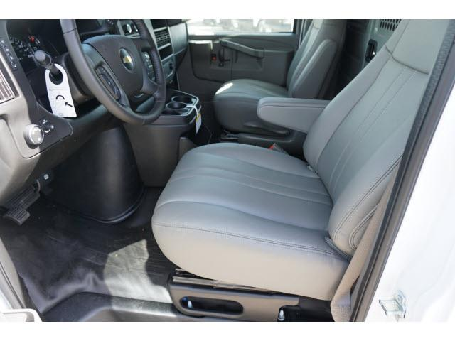 2020 Chevrolet Express 2500 RWD, Adrian Steel Commercial Shelving Upfitted Cargo Van #T202076 - photo 7
