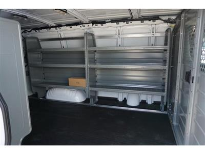 2020 Chevrolet Express 2500 RWD, Adrian Steel Commercial Shelving Upfitted Cargo Van #T202076 - photo 8