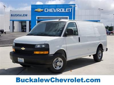 2020 Chevrolet Express 2500 RWD, Adrian Steel Commercial Shelving Upfitted Cargo Van #T202076 - photo 1