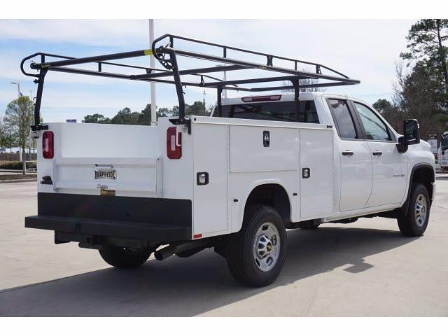 2020 Chevrolet Silverado 2500 Double Cab 4x2, Knapheide Service Body #T202542 - photo 1