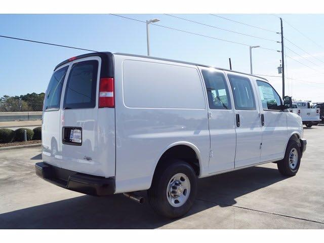 2021 Chevrolet Express 2500 4x2, Empty Cargo Van #T210538 - photo 1