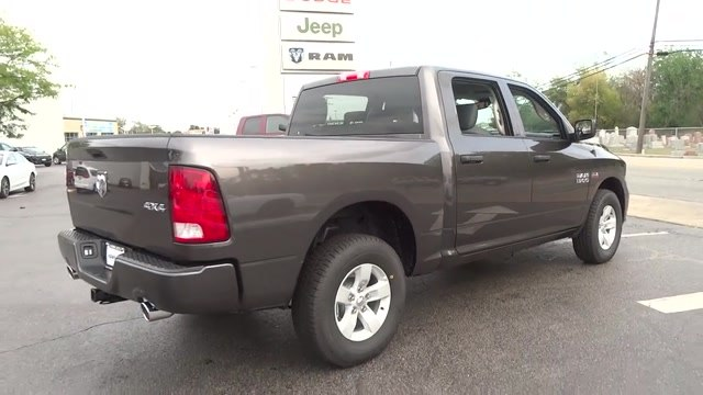 2018 Ram 1500 Crew Cab 4x4,  Pickup #180129 - photo 13
