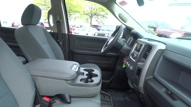 2018 Ram 1500 Crew Cab 4x4,  Pickup #180129 - photo 7