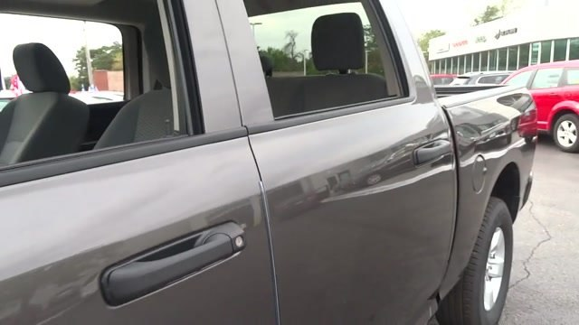 2018 Ram 1500 Crew Cab 4x4,  Pickup #180129 - photo 36