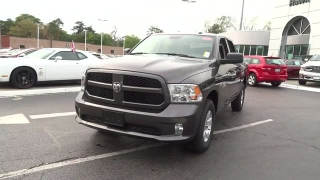 2018 Ram 1500 Crew Cab 4x4,  Pickup #180129 - photo 38