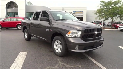 2018 Ram 1500 Crew Cab 4x4,  Pickup #180129 - photo 40
