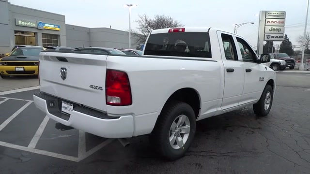 2018 Ram 1500 Quad Cab 4x4, Pickup #180299 - photo 2