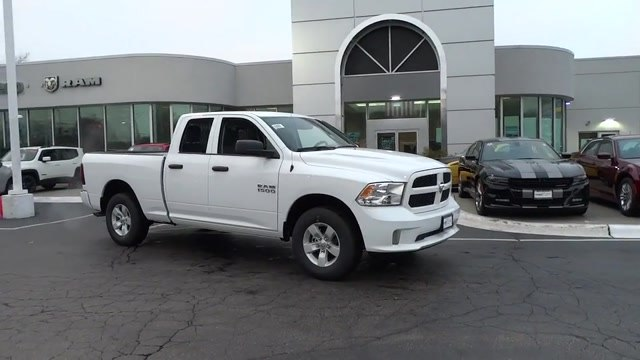 2018 Ram 1500 Quad Cab 4x4, Pickup #180299 - photo 3