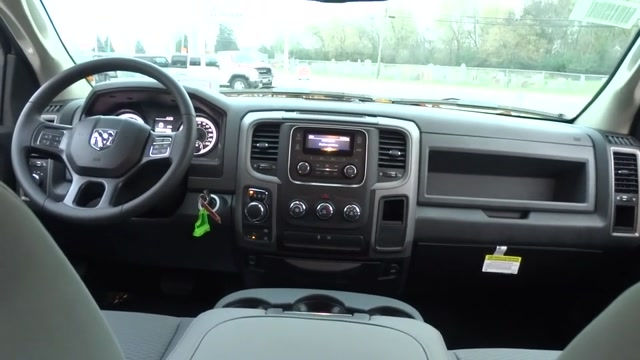 2018 Ram 1500 Quad Cab 4x4, Pickup #180299 - photo 20