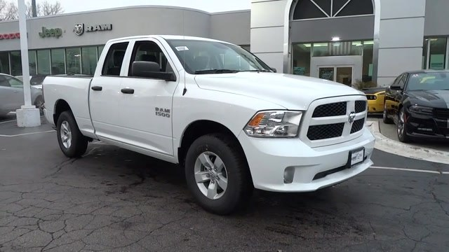 2018 Ram 1500 Quad Cab 4x4,  Pickup #180299 - photo 4