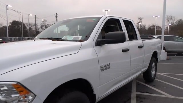2018 Ram 1500 Quad Cab 4x4,  Pickup #180299 - photo 37