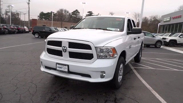 2018 Ram 1500 Quad Cab 4x4, Pickup #180299 - photo 38