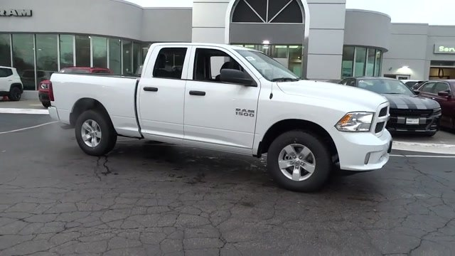 2018 Ram 1500 Quad Cab 4x4, Pickup #180299 - photo 5