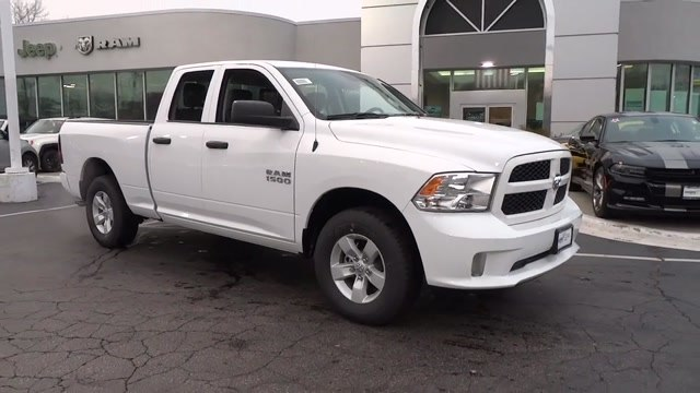 2018 Ram 1500 Quad Cab 4x4, Pickup #180299 - photo 40