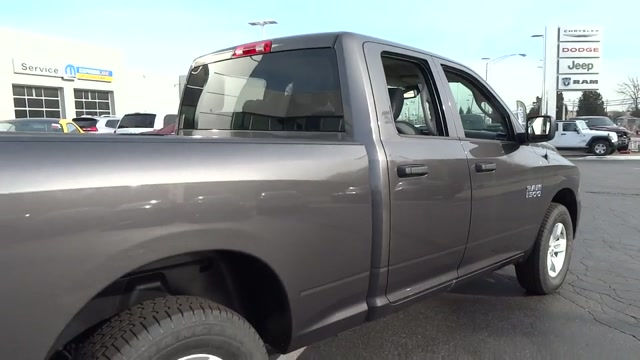 2018 Ram 1500 Quad Cab 4x4, Pickup #180311 - photo 12