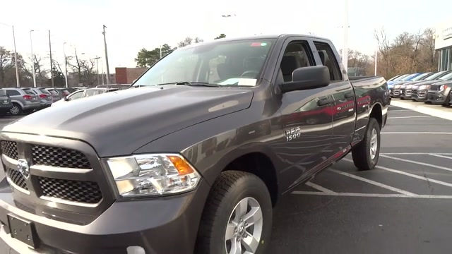 2018 Ram 1500 Quad Cab 4x4,  Pickup #180311 - photo 37